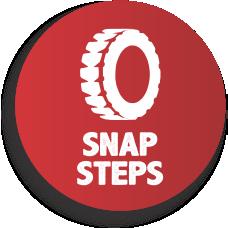 snap steps